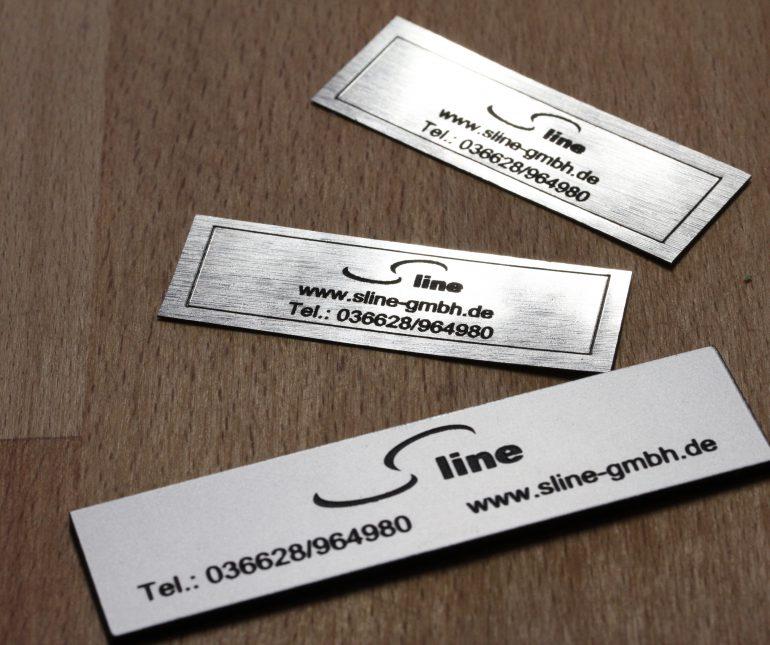 Lasergravur by Sline GmbH